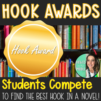 The Hook Awards - Book Previewing with a Purpose!