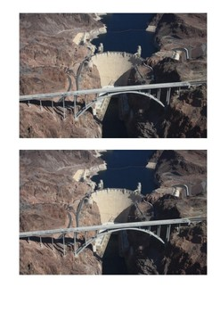 The Hoover Dam Word Search