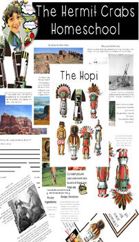 The Hopi Complete Unit and Lap Book