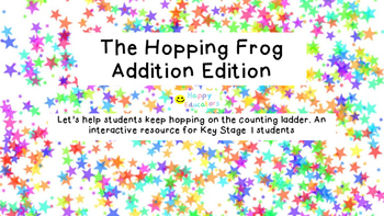 The Hopping Frog Addition Edition