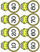 The Hopping Frog Skip Counting by 10s (10-100)