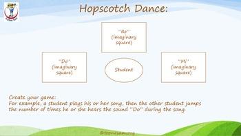 The Hopscotch Dance