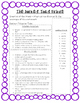 The Horned Toad Prince Weekly Take Home Letters (Scott For