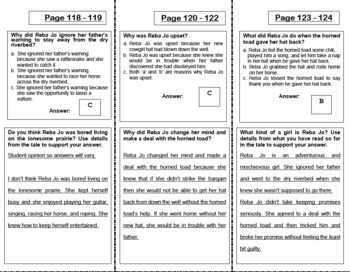 The Horned Toad Prince - 4th Grade Reading Street