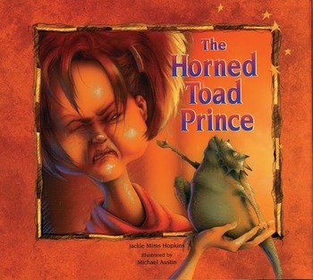The Horned Toad Prince Trifold