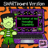 The Horror of Not Managing Impulsivity SMARTboard lesson