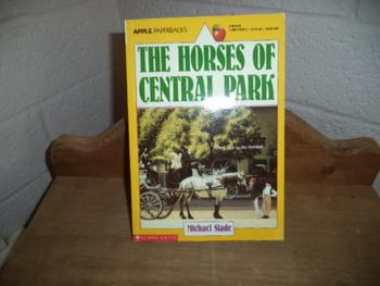 The Horses of Cental Park ISBN 0-590-44068-3