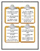 Series of Unfortunate Events THE HOSTILE HOSPITAL - Discussion Cards