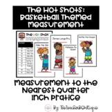 The Hot Shots   Basketball Themed Measurement to the Neare