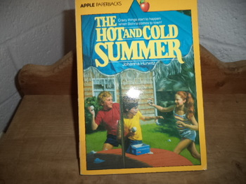 The Hot and Cold Summer ISBN 0-590-42858-6