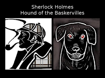 The Hound of the Baskervilles PowerPoint