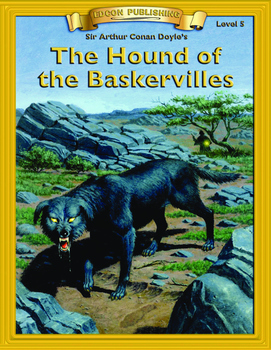 The Hound of the Baskervilles RL5-6 Adapted and Abridged Novel