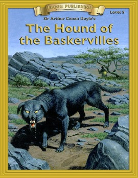 The Hound of the Baskervilles RL5-6 ePub with Audio Narration