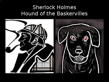 The Hound of the Baskervilles Unit Bundle