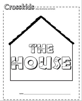 The House Built on Jesus