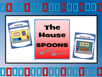The House- Spoons ESL Card Game
