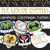 The House System | Complete Classroom Management & Community System