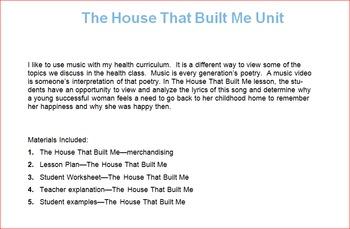 The House That Built Me Unit