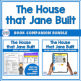 The House That Jane Built Book Companion Mini BUNDLE