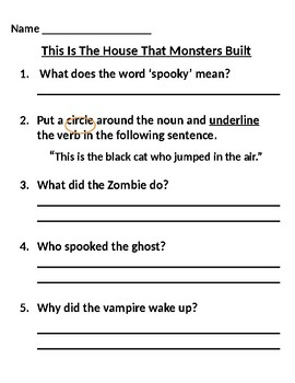 The House That Monsters Built