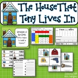Kindergarten Reading Street The House That Tony Lives In Unit 6 Week 5