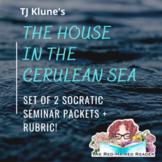 The House in the Cerulean Sea Set of 2 Socratic Seminar Di
