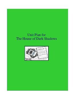 The House of Dark Shadows Literature and Grammar Unit