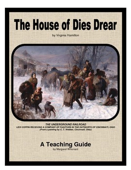 The House of Dies Drear Lit... by Margaret Whisnant   Teachers Pay ...