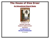 The House of Dies Drear Board Game