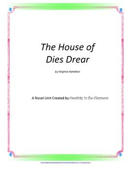The House of Dies Drear Novel Unit Plus Grammar