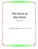 The House of Dies Drear Literature Unit Plus Grammar