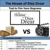 The House of Dies Drear - Text to Film Venn Diagram & Film Essay