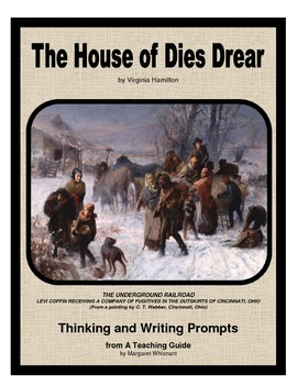 House of Dies Drear  Thinking and Writing Prompts