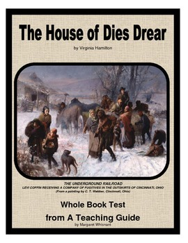 House of Dies Drear Whole Book Test