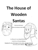 The House of Wooden Santas Writing booklet