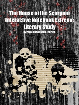 The House of the Scorpion Interactive Notebook Extreme