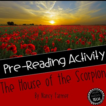 The House of the Scorpion Pre-Read