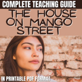 The House on Mango Street Literature Guide PACKET | DISTAN