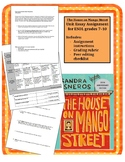 The House on Mango Street ESOL Unit Writing Assignment