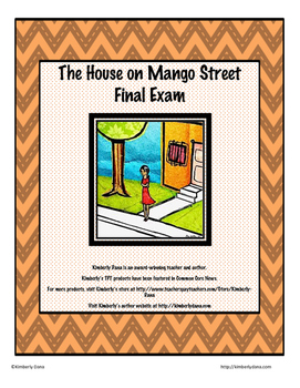 The House on Mango Street Final Exam Test
