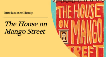 The House on Mango Street Lesson Plan on Identity