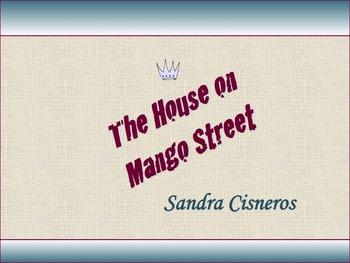 The House on Mango Street ~ Common Core Aligned Novel Unit
