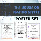 The House on Mango Street Novel Quote Posters