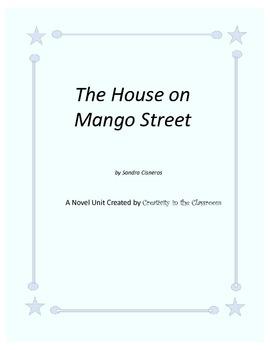 The House on Mango Street Novel Unit Plus Grammar
