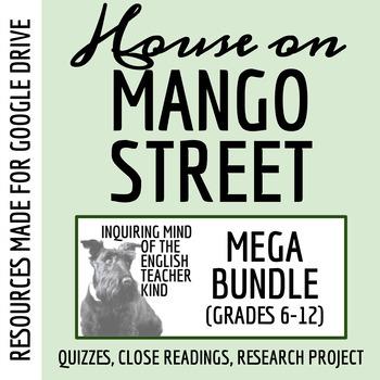 The House on Mango Street Quiz Bundle (Set of 11)
