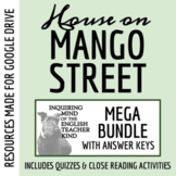 The House on Mango Street Quiz Bundle (Set of 11)