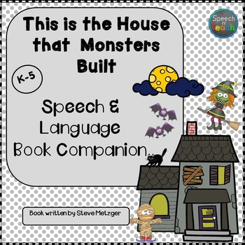 This is the House That Monsters Built Book Companion