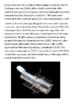 The Hubble Telescope Handout