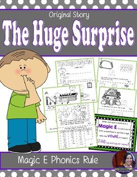The Huge Surprise! An original Magic E story