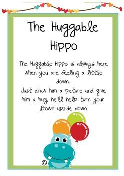 The Huggable Hippo